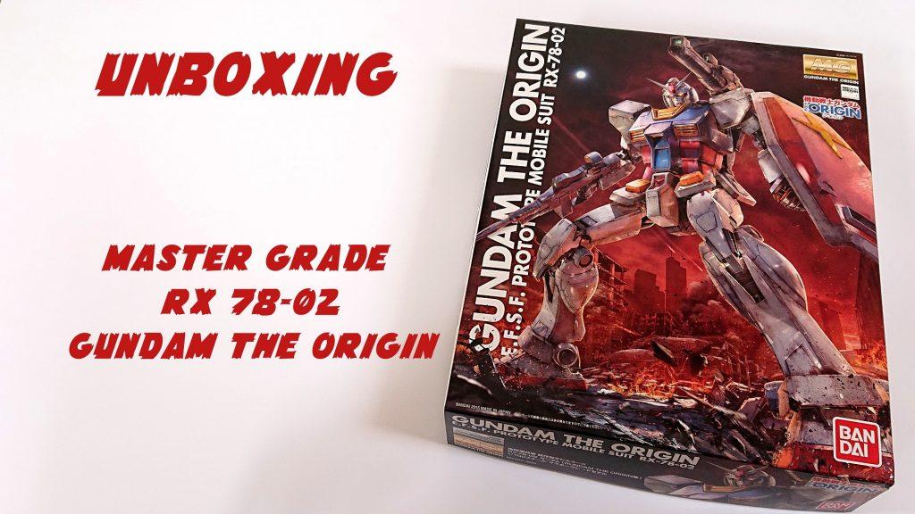 RX-78-02 Gundam THE ORIGIN