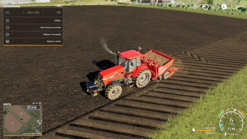 Farmign Simulator 19