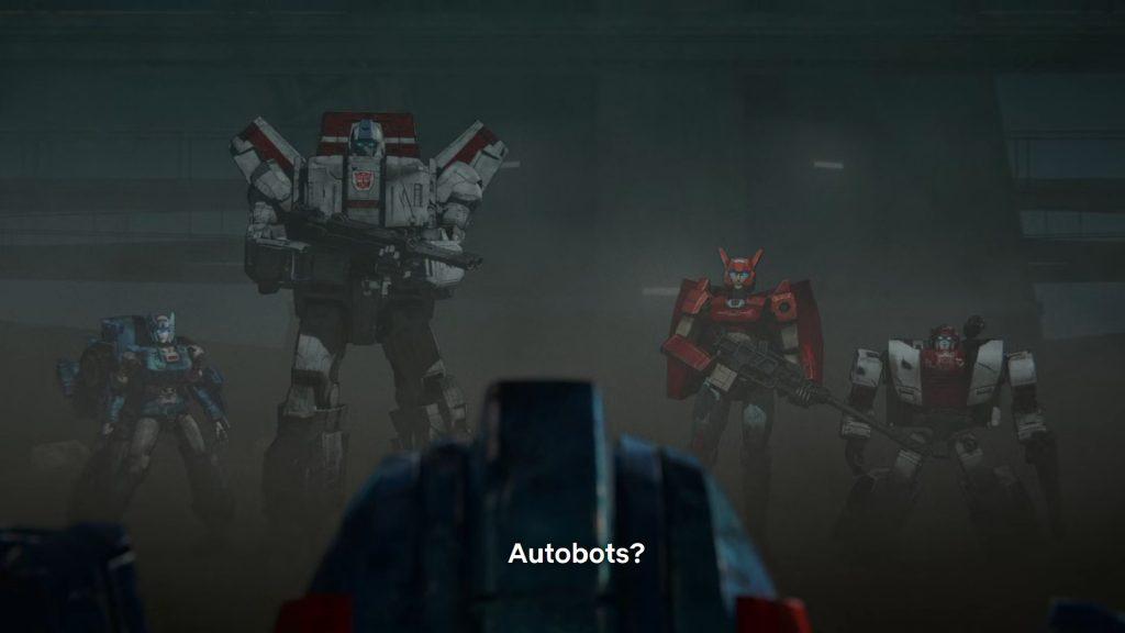 Transformers War for Cybertron Earthris
