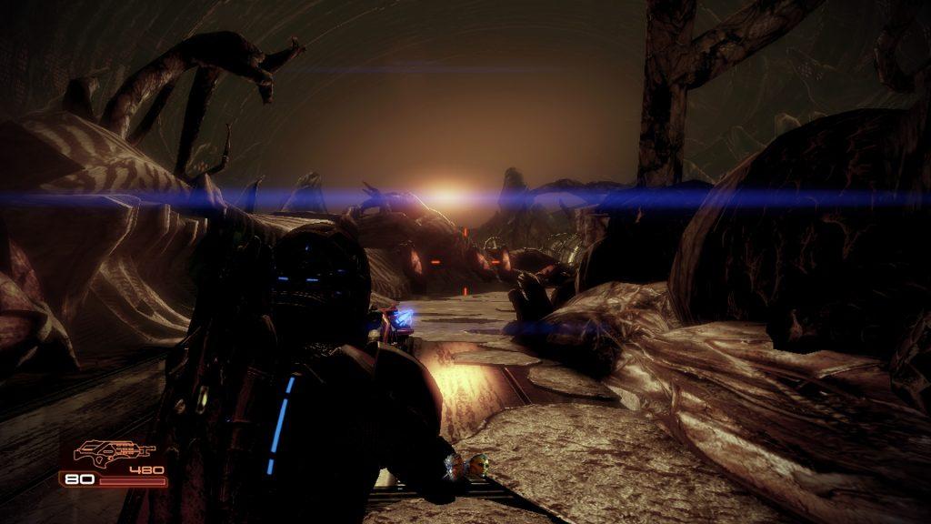 Rozgrywka w Mass Effect 2